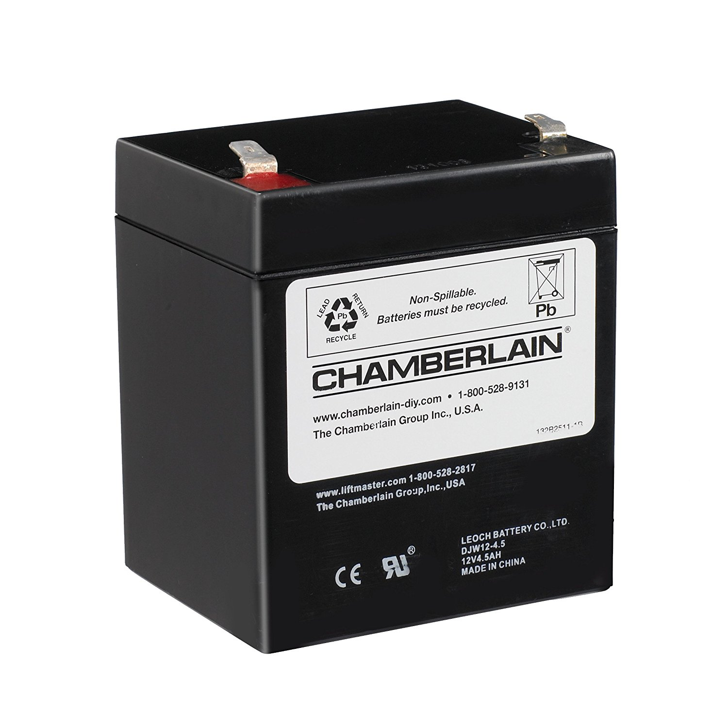 backup battery replacement