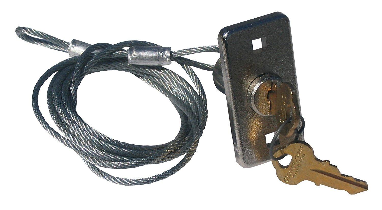 garage quick release lock