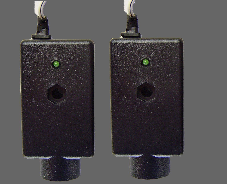 old liftmaster safety sensors