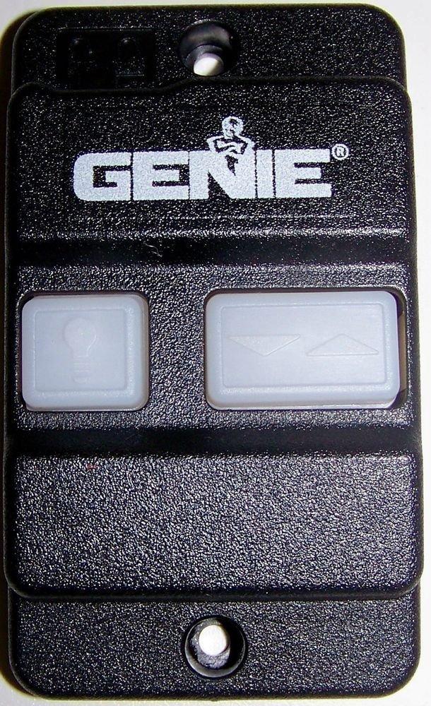 genie wall control series 2