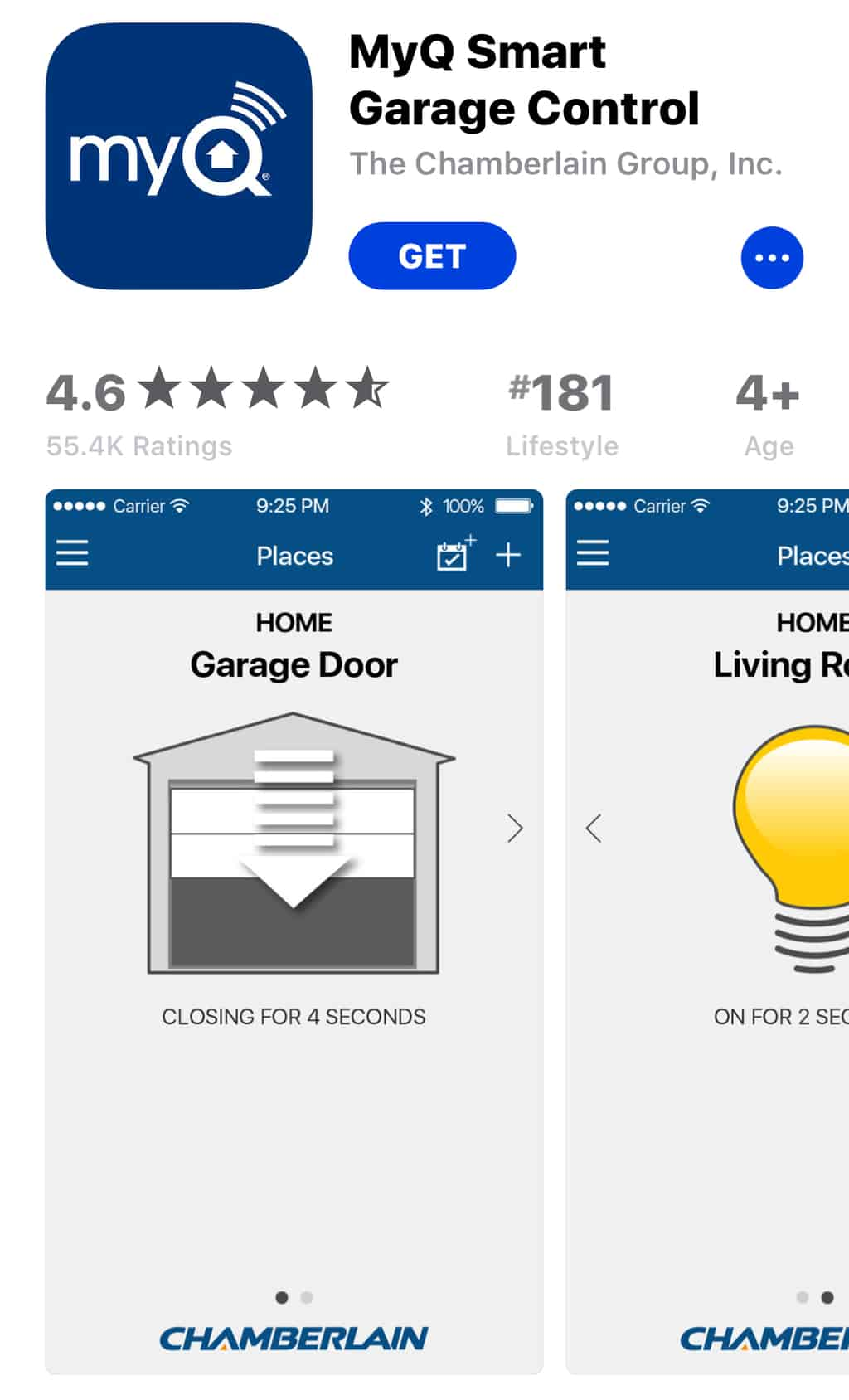 Open and close your garage door with your phone is there a garage door opener app but of course rubansaba